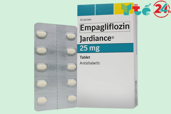 Thuốc chữa bệnh tiểu đường mới nhất - Jardiance