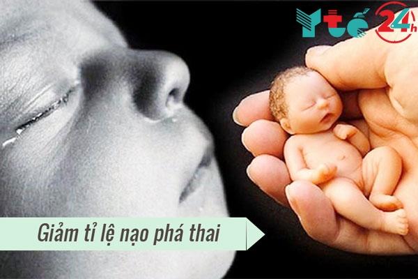Tại sao phải sử dụng các biện pháp tránh thai?
