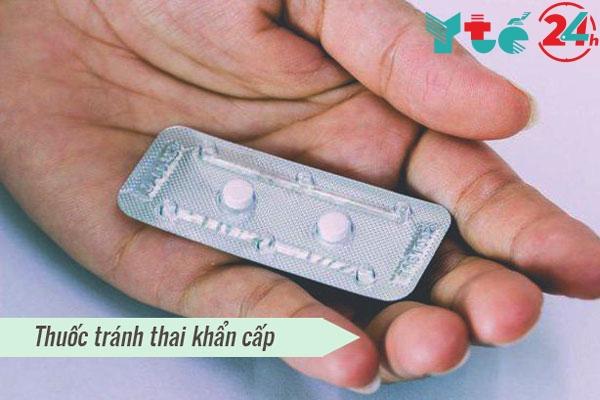 Cách tránh thai sau khi quan hệ: Uống thuốc tránh thai khẩn cấp