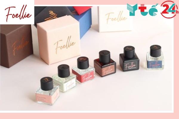 6 mùi đặc trưng của Foellie