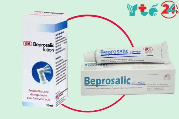 Beprosalic là thuốc gì?