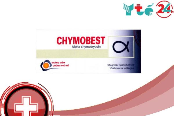 Chymobest là thuốc gì