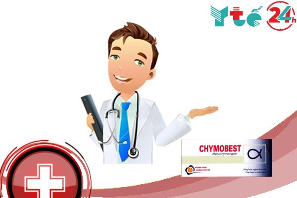Cách sử dụng thuốc Chymobest