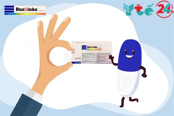 DuoGinko - Hợp tác cùng chăm sóc não nhé!