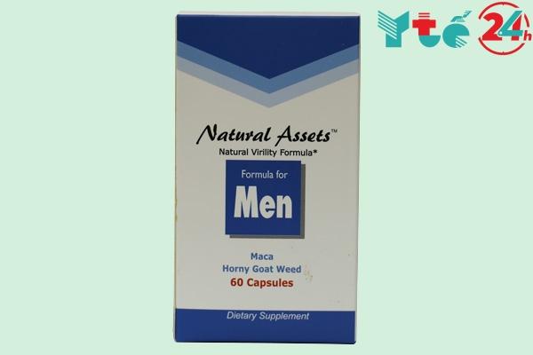 Chỉ định của Formula for men