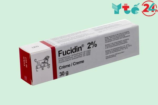 Thuốc Fucidin 2% có tốt không?