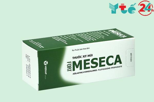 Giá thuốc Meseca fort