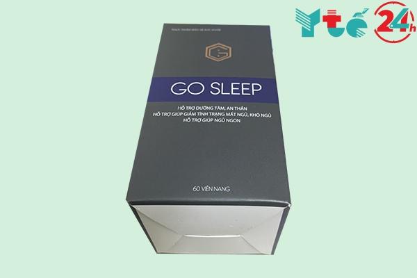 Viên uống Go Sleep có tốt không?