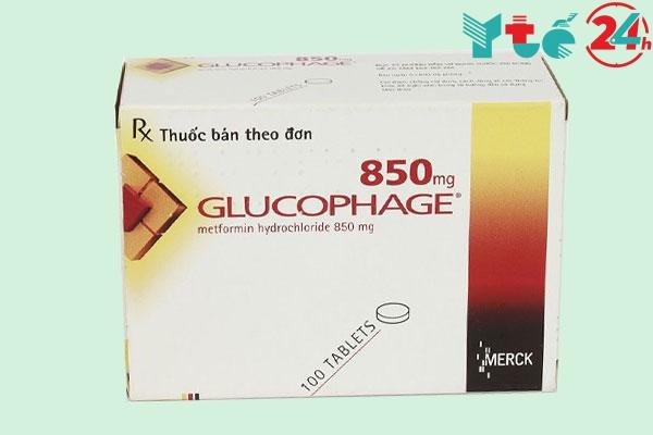 Glucophage 850mg