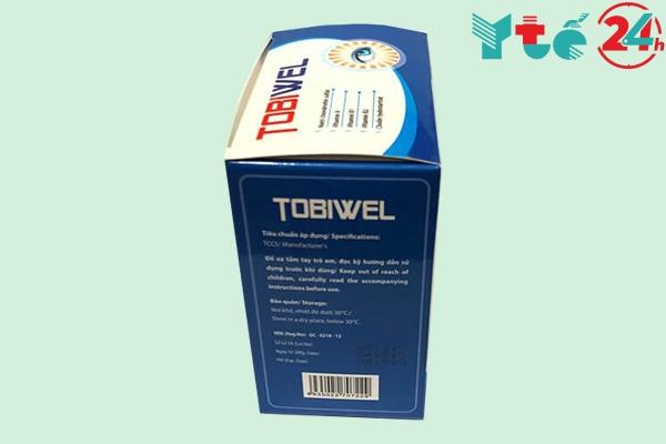 Tobiwel là một loại thuốc có tác dụng bổ mắt