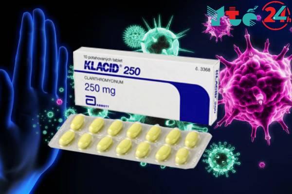 Giá thuốc Klacid