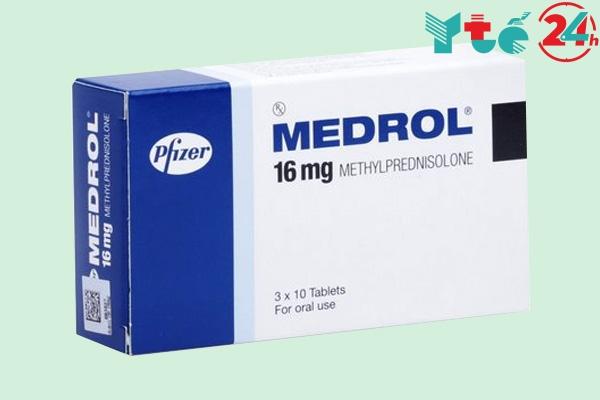 Thuốc Medrol là gì?
