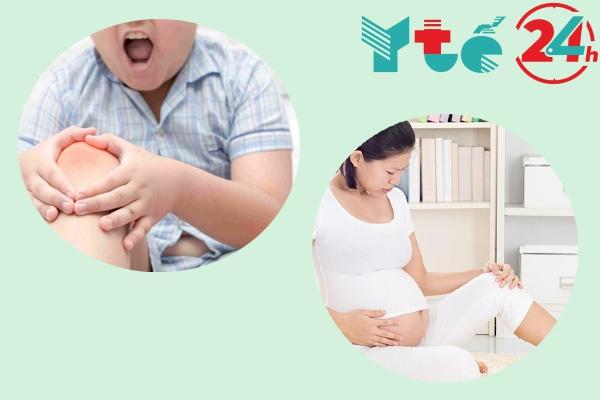 Không dùng Nociceptol cho trẻ em và phụ nữ có thai
