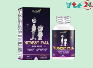 Hình ảnh hộp Nubest tall