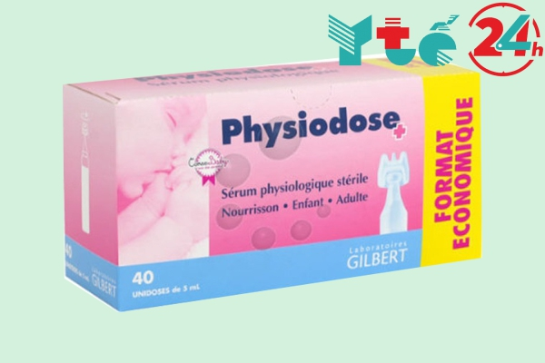 Physiodose 5ml thành phần