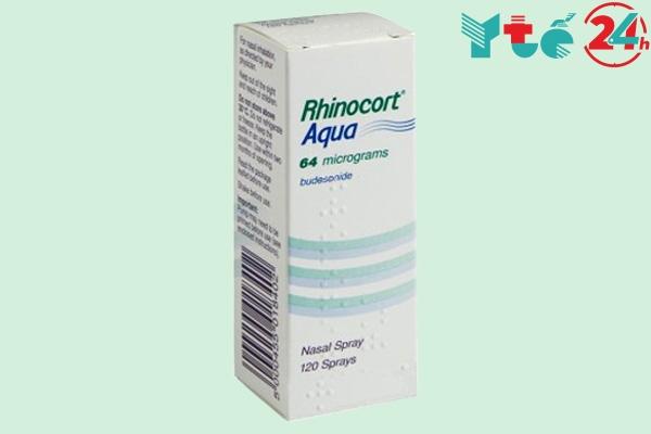 Cách dùng và liều dùng của Rhinocort
