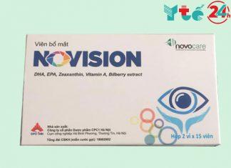 Viên bổ mắt Novision
