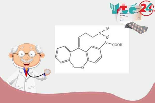 Hoạt chất Serratiopeptidase