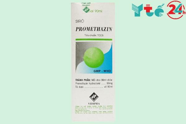 Siro Promethazin