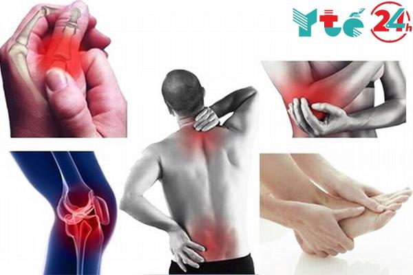 Alavox điều trị hiệu quả các bệnh xương khớp