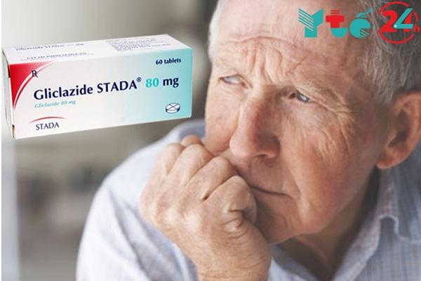 Tác dụng của thuốc Glicalzide