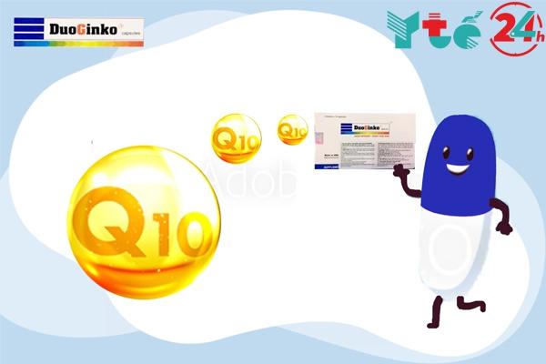DuoGinko - Thành phần tinh túy