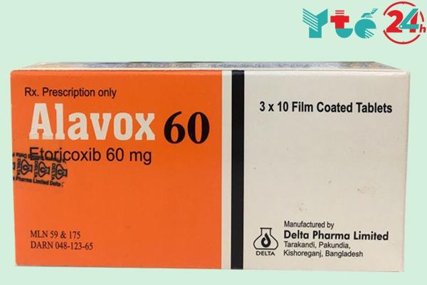 Sử dụng Alavox theo đúng chỉ định của bác sĩ