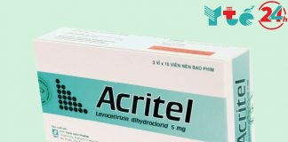 Thuốc Acritel