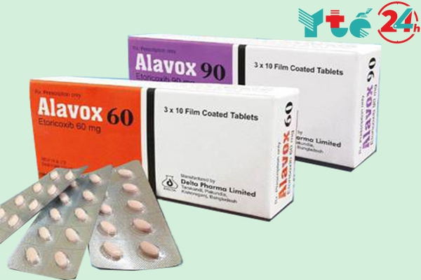 Alavox điều trị các bệnh lý xương khớp