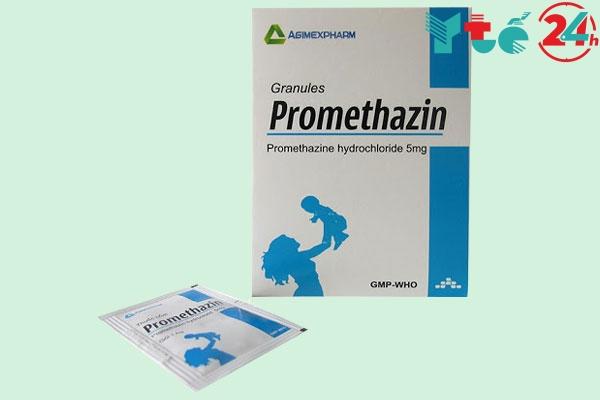 Thuốc Promethazin 5mg