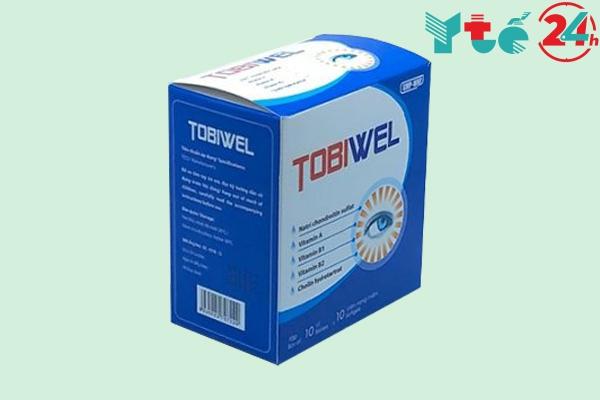 Thuốc Tobiwel có những tương tác thuốc nào