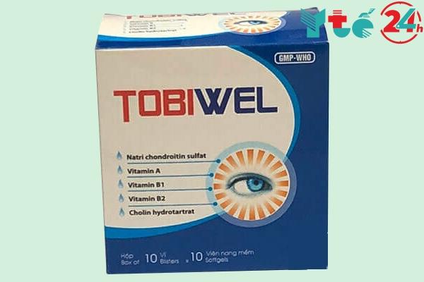 Cách dùng và liều dùng thuốc Tobiwel