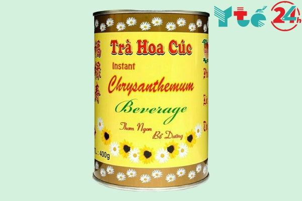 Các loại trà hoa cúc