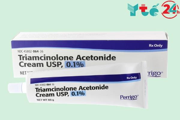 Thuốc Triamcinolon cream