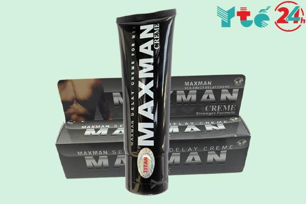 Maxman dạng gel