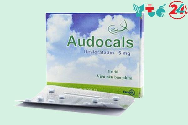 Audocals 5mg là thuốc gì?