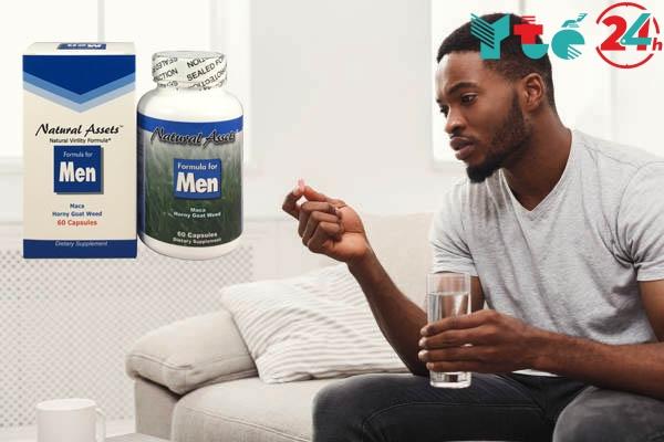 Cách dùng và liều dùng Formula for men