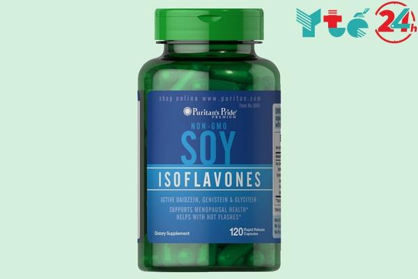 Soy Isoflavones giúp tiết nhiều nước âm đạo hơn