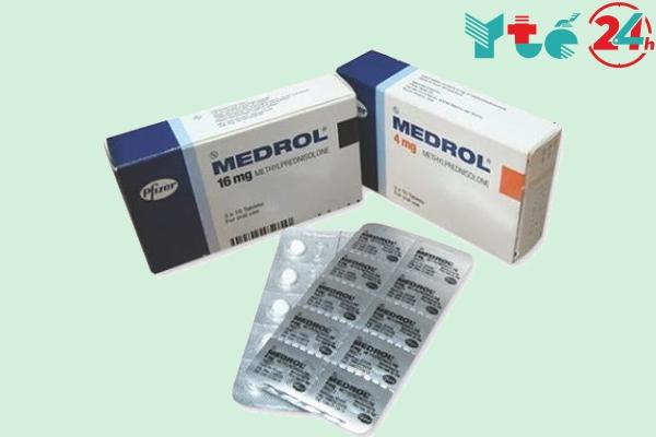 Chống chỉ định của thuốc Medrol