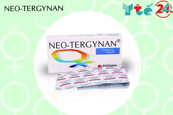 Chú ý đến tương tác thuốc Neo-tergynan khi sử dụng