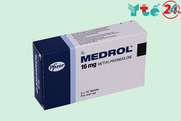 Cơ chế của thuốc Medrol