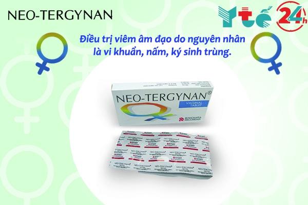 Công dụng của thuốc Neo-tergynan