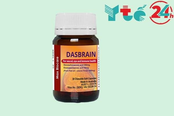 Tác dụng phụ dasbrain