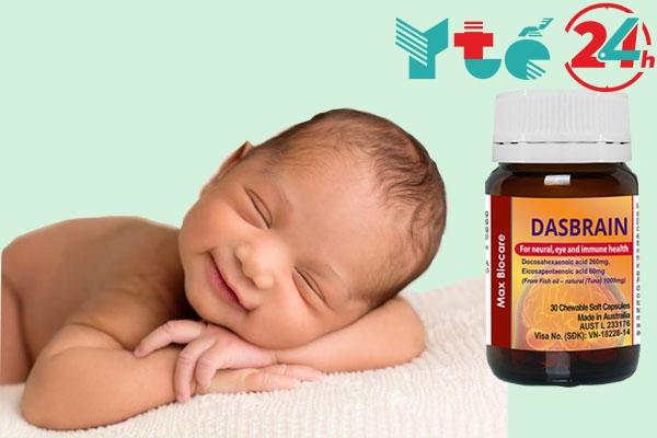 Dusbrain giúp cung cấp thêm rất nhiều chất cần thiết cho sự phát triển của trẻ