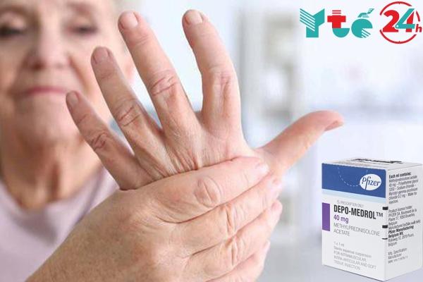 Chỉ định của thuốc Depo Medrol