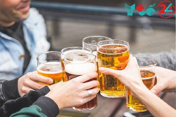 Usatrypsin có thể tương tác với thực phẩm, đồ uống nào?