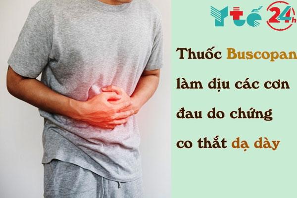 Review của người dùng về thuốc Busopan