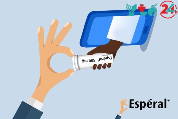Esperal - Sự lựa chọn hợp lý.