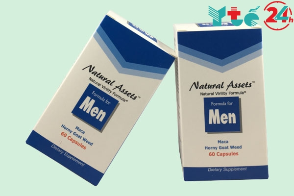 Formula for men là gì?