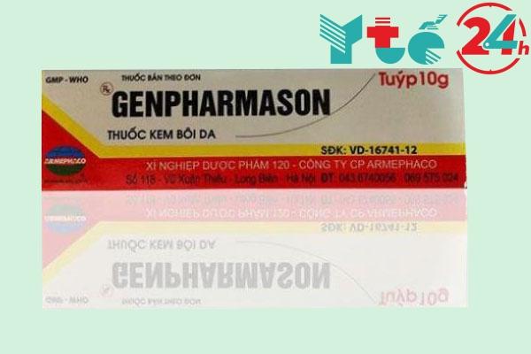 Genpharmason có hại không?